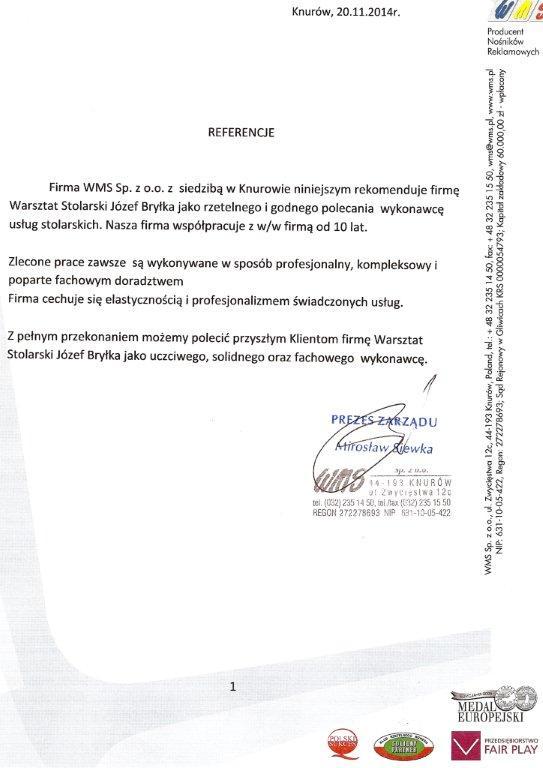 WMS Sp. z o.o. - producent nośników reklamowych